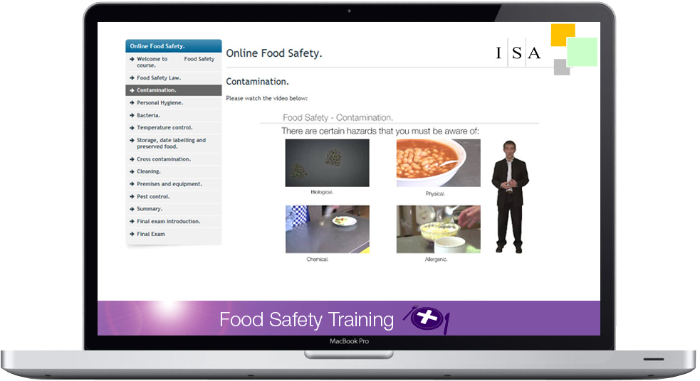 Online Food Hygiene Training