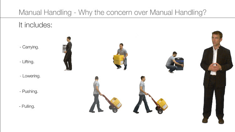 Online Manual Handling Training